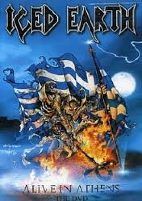 Iced Earth - Alive in Athenas