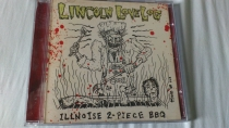 Lincoln Love Log - Illnoise 2 Piece BBQ