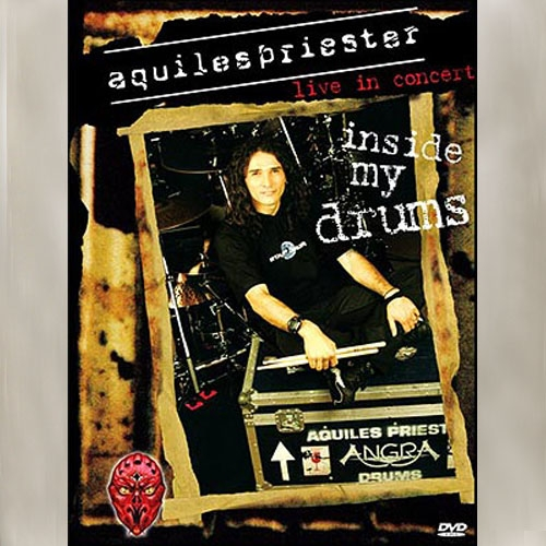 Aquiles Priester - Inside My Drums