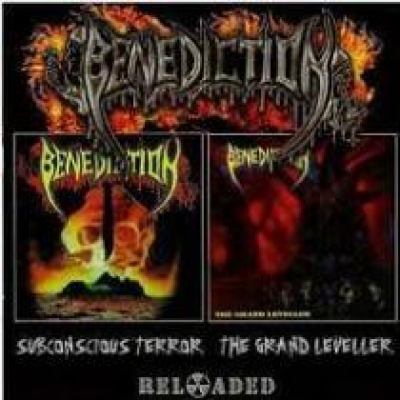 Benediction - Subconscious Terror/The Grand Leveller CD Duplo