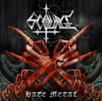 Scourge - Hate Metal