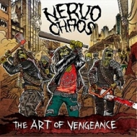 Nervochaos - The Art of Vengeance( CD + DVD)