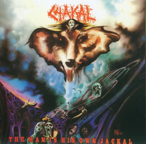Chakal - The Man is his a own Jackal / Death is a Lonely Business