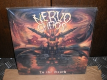 Nervochaos - To The Death (importado gatefold vinil splater)