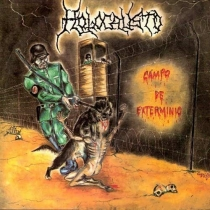 Holocausto - Campo de Exterminio( CD+ DVD) Digipack