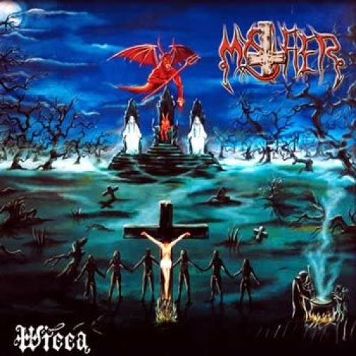 Mystifier - Wicca digipack importado ( CD + DVD