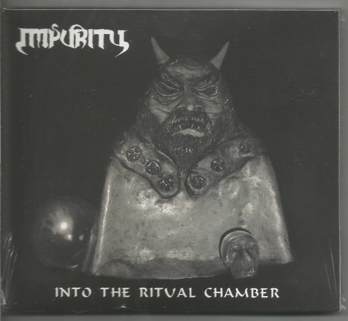 Impurity - Into The Ritual Chamber ( digipack Cogumelo Remasters)